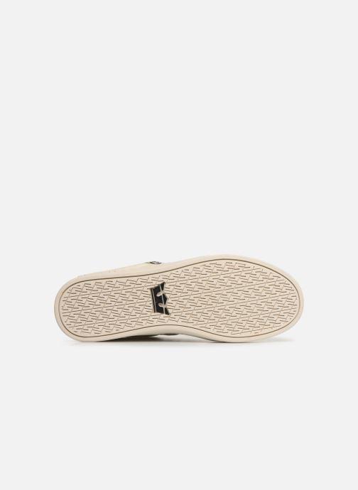 Chaussures de sport Supra Stacks II Blanc vue haut