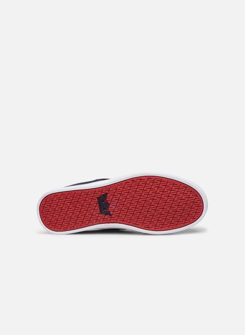 Chaussures de sport Supra Stacks II Bleu vue haut