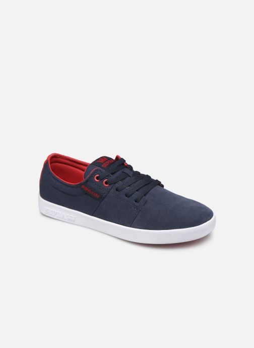 Chaussures de sport Supra Stacks II Bleu vue détail/paire