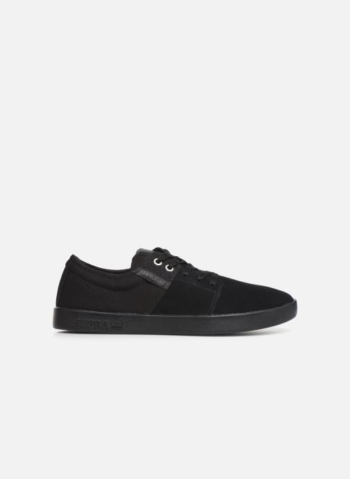 Chaussures de sport Supra Stacks II Noir vue derrière