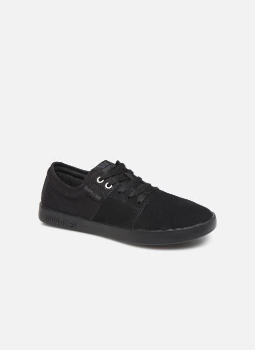 Chaussures de sport Supra Stacks II Noir vue détail/paire
