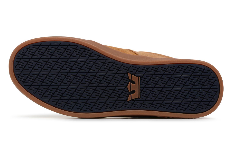 Zapatillas de deporte Supra Stacks II Marrón vista de arriba