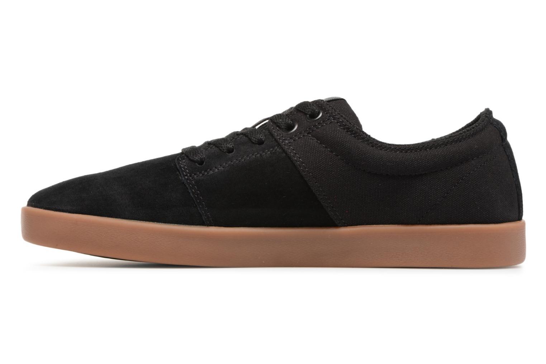 Zapatillas de deporte Supra Stacks II Negro vista de frente