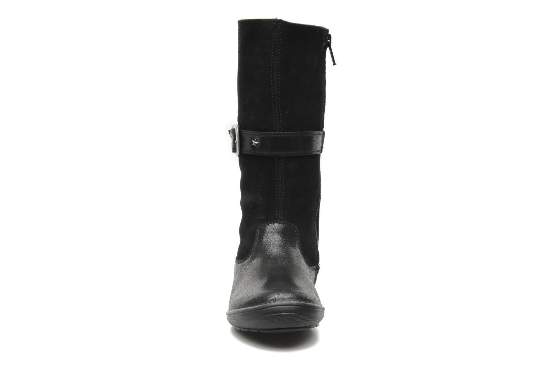 Bottes Bopy SOUDAN Noir vue portées chaussures