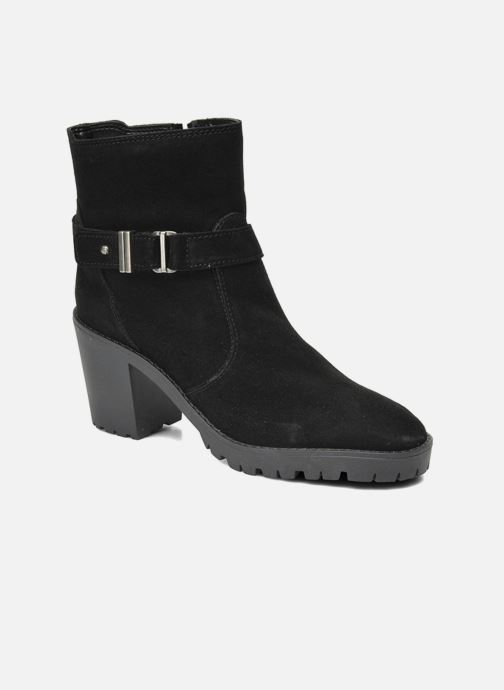 Ankle boots Esprit Baily Buckle 022 Black detailed view/ Pair view