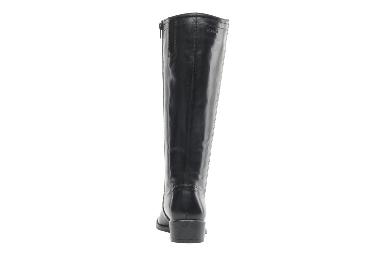 Bottes Esprit Maia Boot 014 Noir vue droite