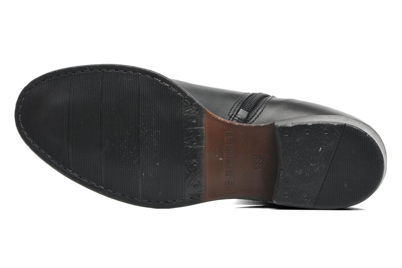 Bottes Esprit Maia Boot 014 Noir vue haut