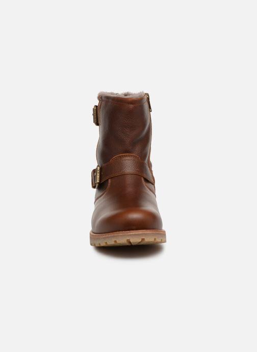 Bottines et boots Panama Jack Faust Igloo Marron vue portées chaussures