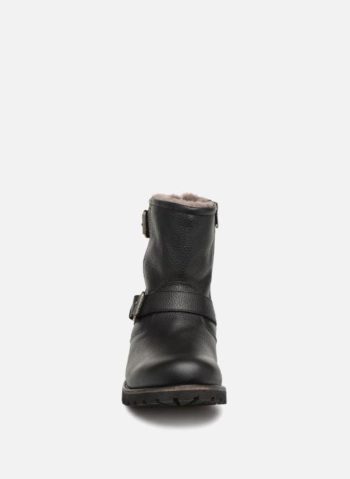 Bottines et boots Panama Jack Faust Igloo Noir vue portées chaussures