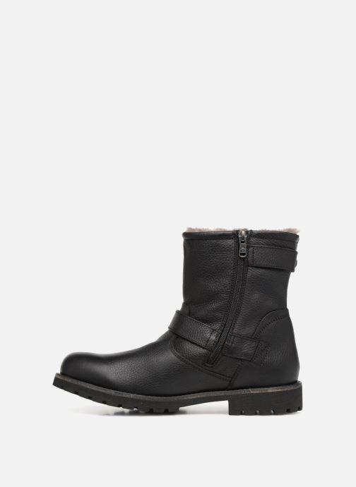 Bottines et boots Panama Jack Faust Igloo Noir vue face