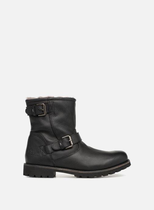 Bottines et boots Panama Jack Faust Igloo Noir vue derrière