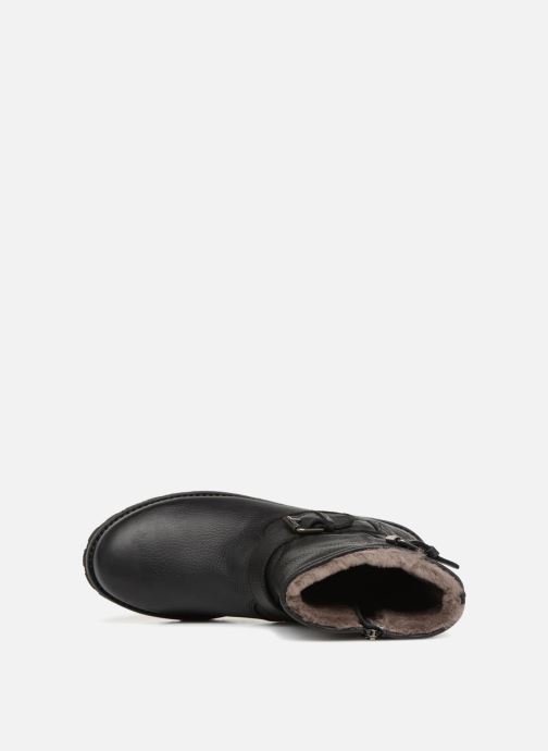Bottines et boots Panama Jack Faust Igloo Noir vue gauche