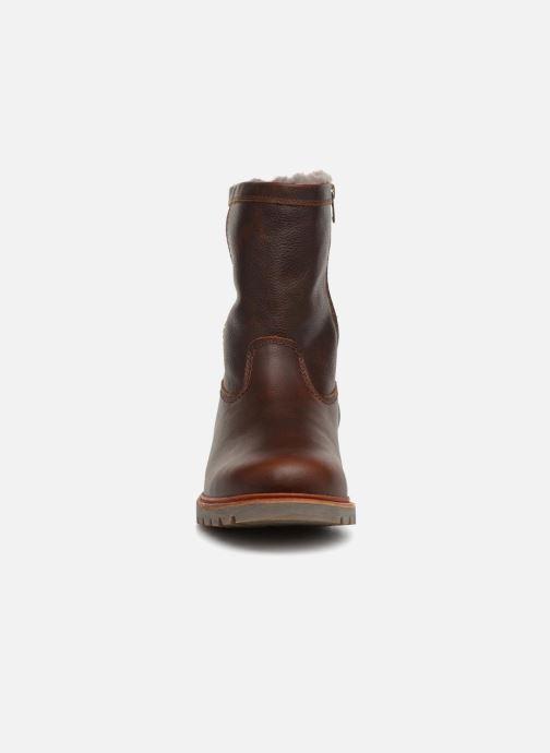 Bottines et boots Panama Jack Fedro Igloo Marron vue portées chaussures