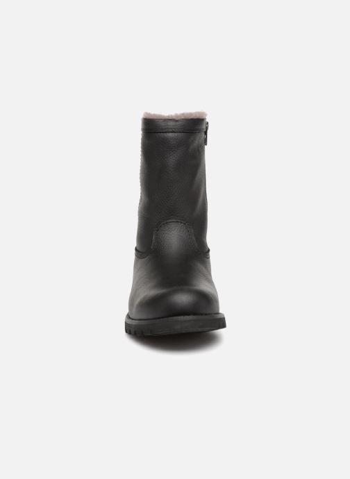Botines  Panama Jack Fedro Igloo Negro vista del modelo
