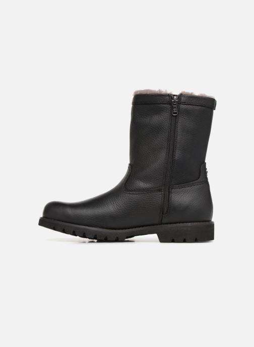 Bottines et boots Panama Jack Fedro Igloo Noir vue face