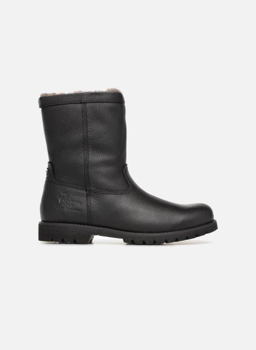 Bottines et boots Panama Jack Fedro Igloo Noir vue derrière