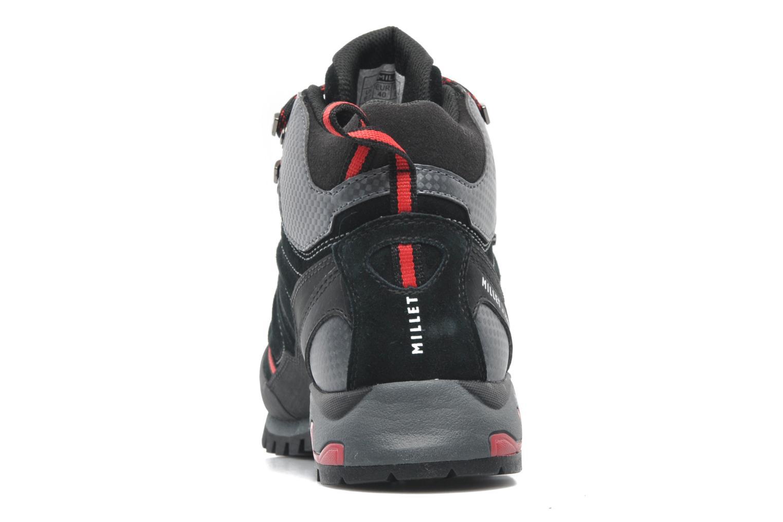 Chaussures de sport Millet Super Trident GTX Noir vue droite