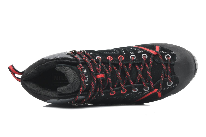 Chaussures de sport Millet Super Trident GTX Noir vue gauche