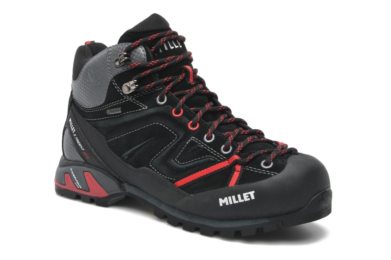 Chaussures de sport Millet Super Trident GTX Noir vue détail/paire