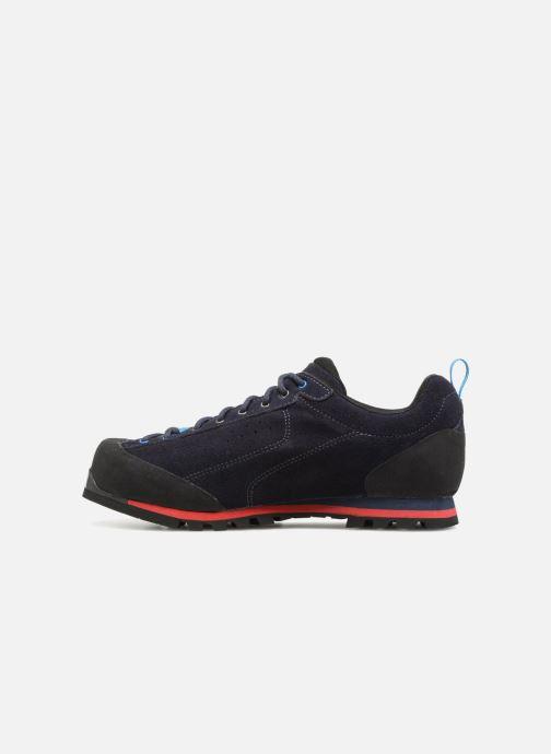 Chaussures de sport Millet Friction GTX Bleu vue face