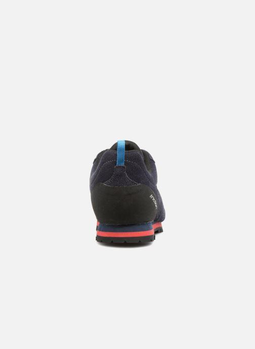 Zapatillas de deporte Millet Friction GTX Azul vista lateral derecha