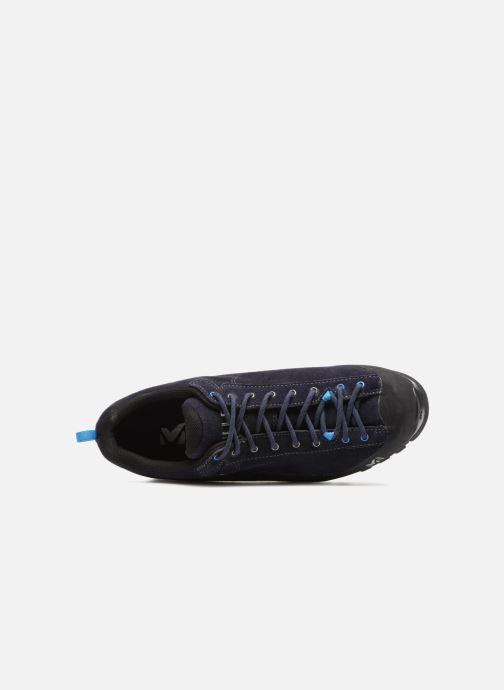 Zapatillas de deporte Millet Friction GTX Azul vista lateral izquierda