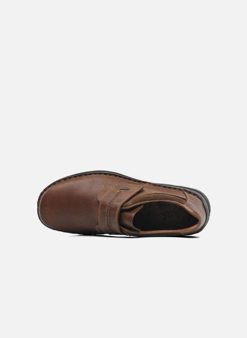 Chaussures à scratch Rieker Killian 05358 Marron vue gauche