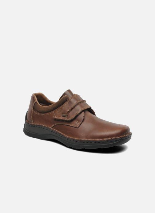 Chaussures à scratch Rieker Killian 05358 Marron vue détail/paire