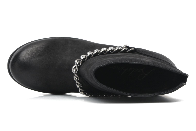 Bottines et boots Redskins Lepica Noir vue gauche