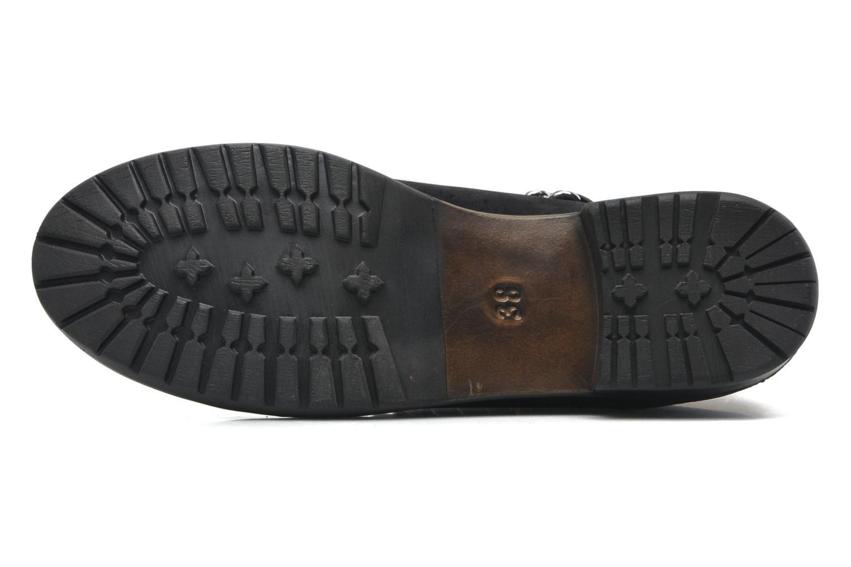 Bottines et boots Redskins Lepica Noir vue haut