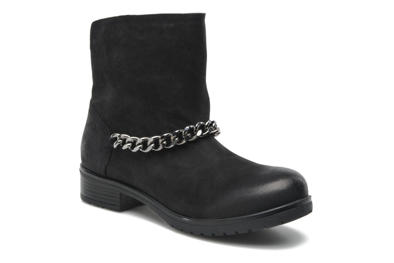 Bottines et boots Redskins Lepica Noir vue détail/paire