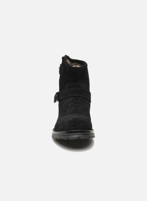 Bottines et boots Redskins Yalo Noir vue portées chaussures