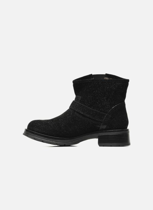 Ankle boots Redskins Yalo Black front view