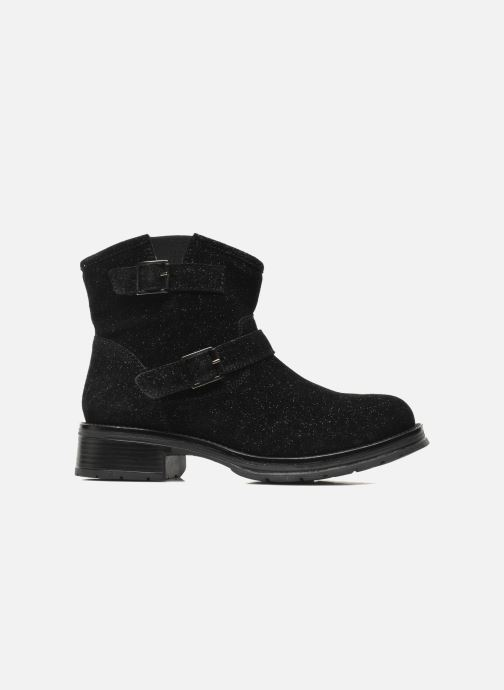 Ankle boots Redskins Yalo Black back view