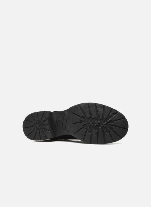 Boots en enkellaarsjes Redskins Yalo Zwart boven