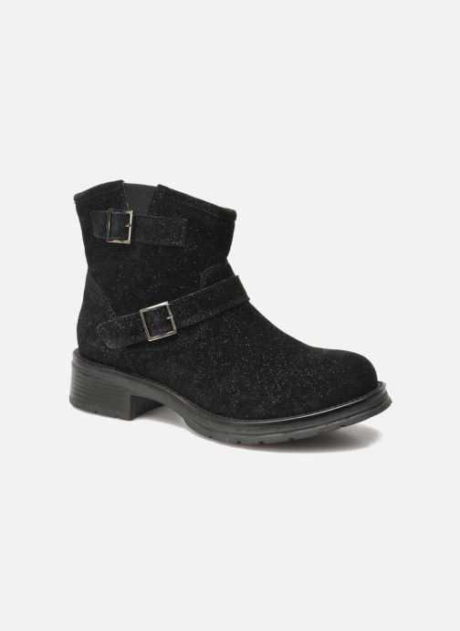Boots en enkellaarsjes Redskins Yalo Zwart detail