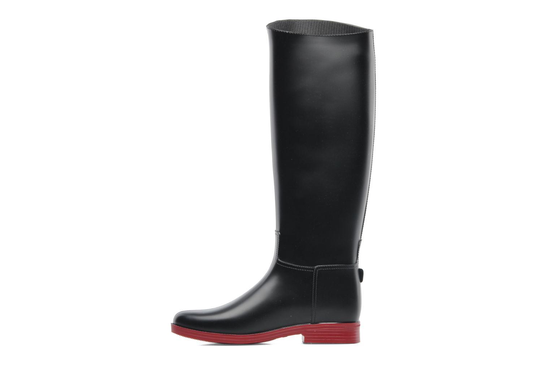 Boots & wellies Méduse Filo Black front view