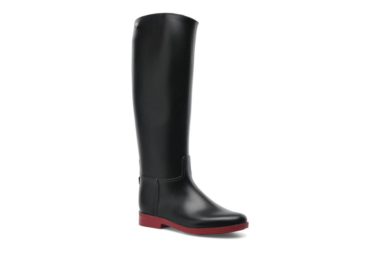 Boots & wellies Méduse Filo Black detailed view/ Pair view