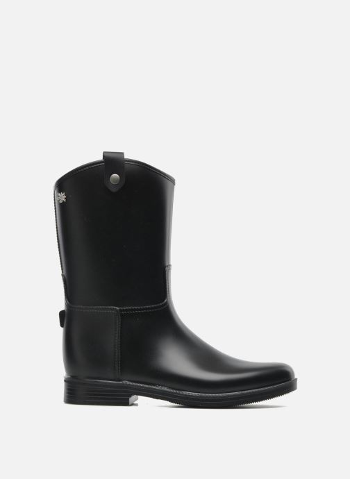 Ankle boots Méduse Folka Black back view