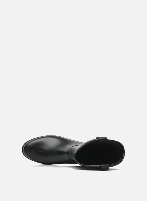 Bottines et boots Méduse Folka Noir vue gauche
