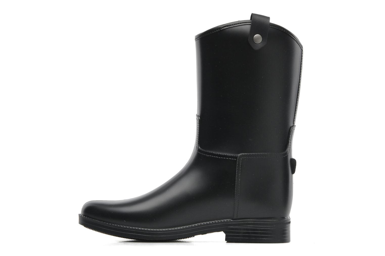 Bottines et boots Méduse Folka Noir vue face