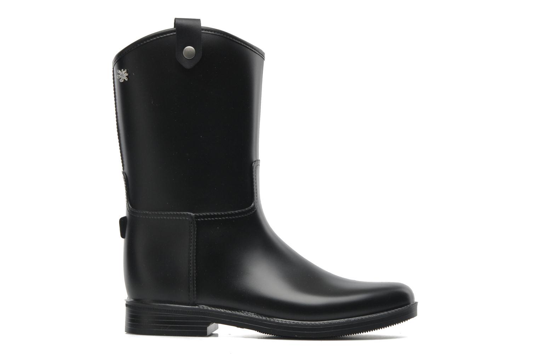 Bottines et boots Méduse Folka Noir vue derrière