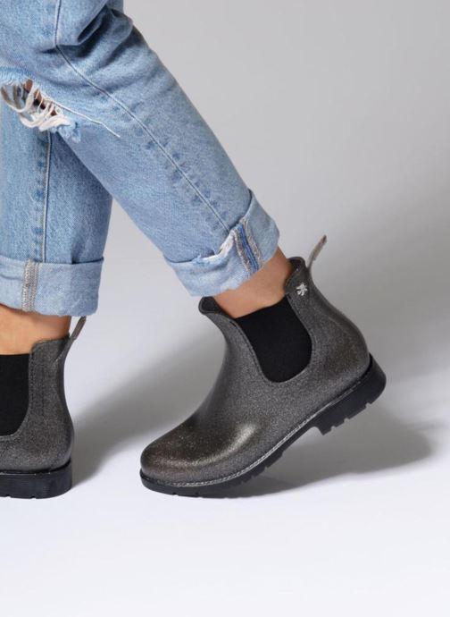 Bottines et boots Méduse Jumpail Noir vue bas / vue portée sac