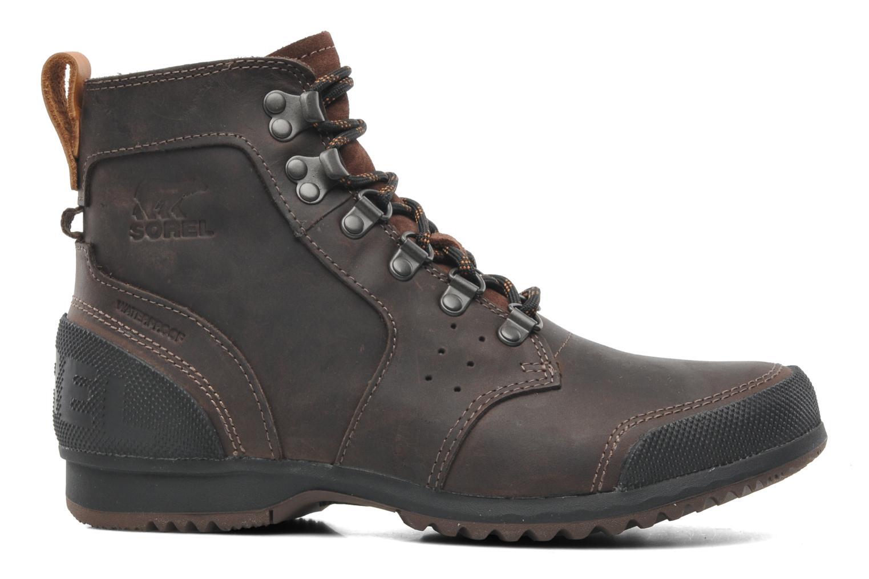 Bottines et boots Sorel Ankeny Mid Hiker Marron vue derrière