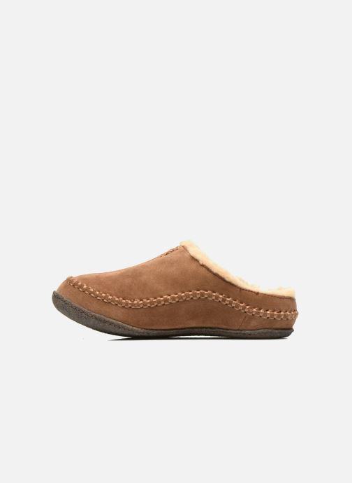 Pantofole Sorel Lanner Ridge Marrone immagine frontale