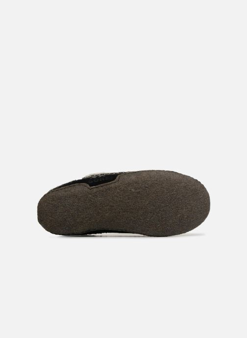 Pantoffels Sorel Falcon Ridge Zwart boven