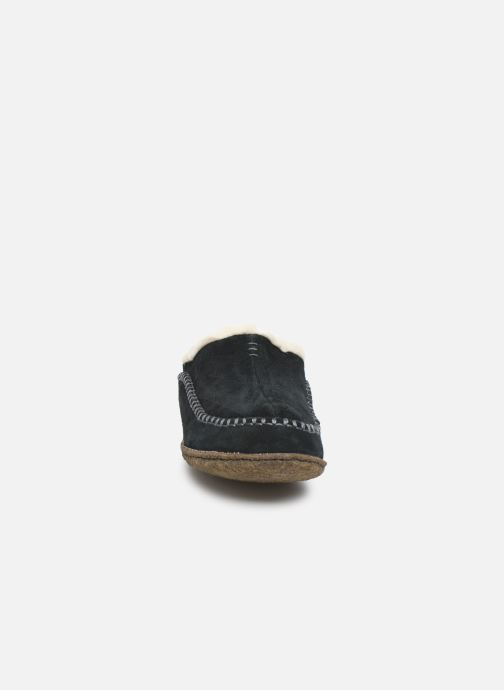Chaussons Sorel Falcon Ridge Noir vue portées chaussures