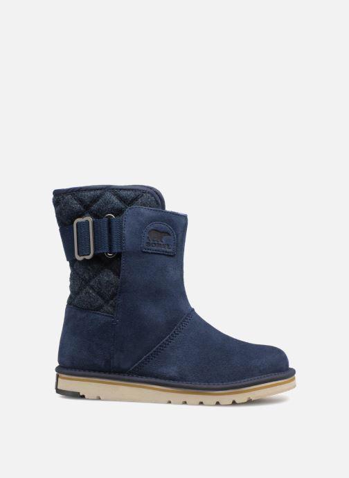Bottines et boots Sorel Newbie Bleu vue derrière