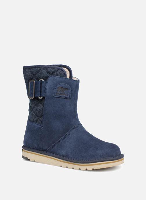 Bottines et boots Sorel Newbie Bleu vue détail/paire