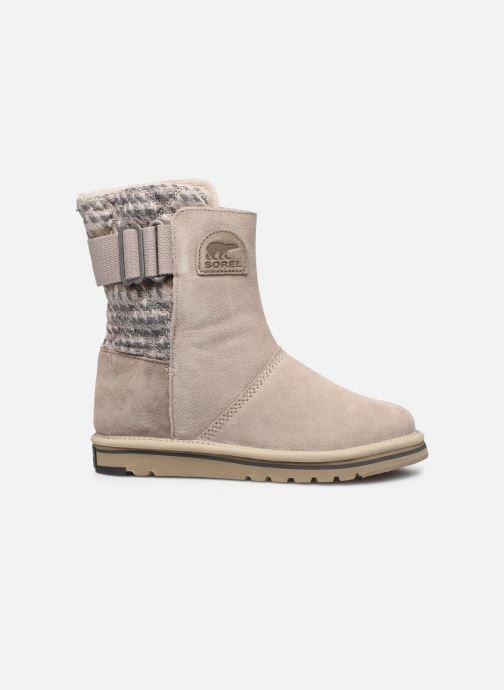 Boots en enkellaarsjes Sorel Newbie Grijs achterkant